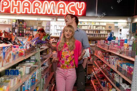 Stock Image of Carey Mulligan as Cassandra Thomas and Bo Burnham as Ryan