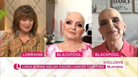 Editorial image of 'Lorraine' TV Show, London, UK - 13 Oct 2020