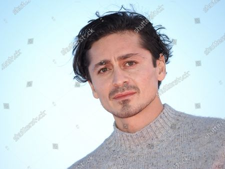 Stock Photo of Alexej Manvelov
