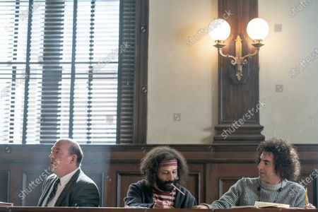 Editorial photo of 'The Trial of the Chicago 7' Film - 2020