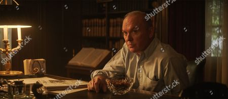 Michael Keaton as Ramsey Clark
