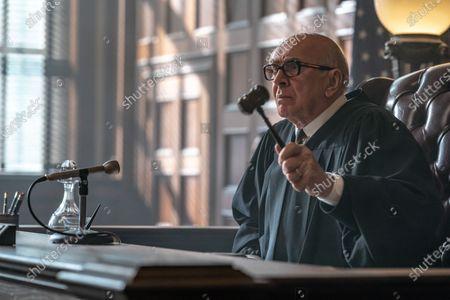 Frank Langella as Julius Hoffman