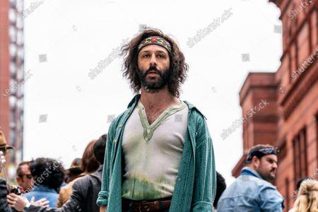 Jeremy Strong as Jerry Rubin
