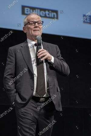 Stock Image of Thierry Fremaux