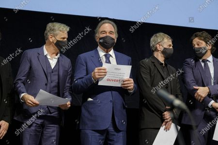 Editorial picture of Opening Ceremony at the 12th Lyon Film Festival, Lyon, France - 10 Oct 2020