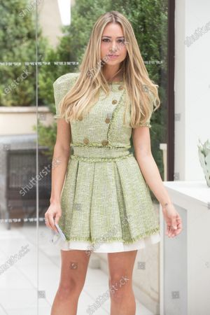 Stock Photo of Martina Stella