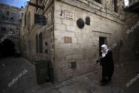 Editorial picture of Coronavirus development in Israel, Jerusalem - 13 Oct 2020