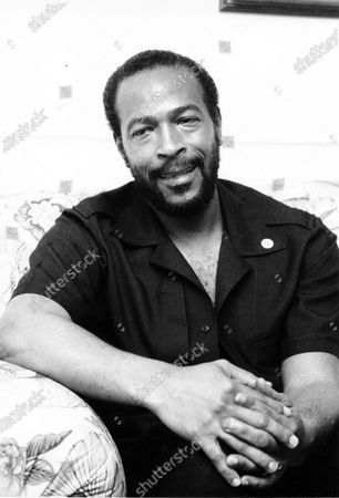 """Stock Photo of This is an undated photo of soul singer Marvin Gaye in New York. Gaye's song """"Mercy Mercy Me (The Ecology),"""" is covered in Rapsody's soulful rap tune """"Pray Momma Don't Cry"""" on the EP """"I Can't Breath/Music for the Movement."""" The four-song EP is a joint venture between Disney Music Group and The Undefeated, ESPN's platform for exploring the intersections of race, sports and culture"""