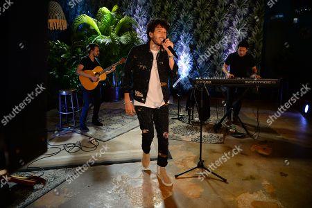 Exclusive - Sebastian Yatra : Live from My Den
