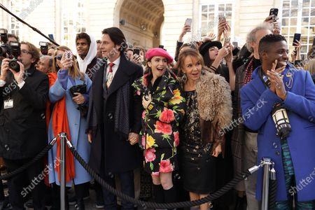 Editorial photo of 'Emily in Paris' TV Show, Season 1 - 2020