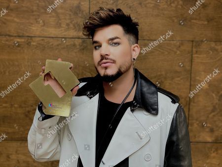 Stock Picture of Adam Lambert - Live Around The World is Adam Lambert's first Number 1 on the UK's Official Albums Chart.