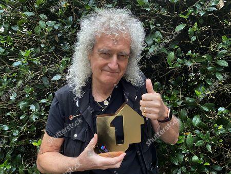 Editorial image of Queen + Adam Lambert land first Number 1 album together, UK - 09 Oct 2020