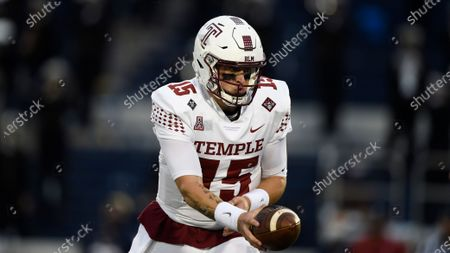 Editorial image of Temple Football, Annapolis, United States - 10 Oct 2020