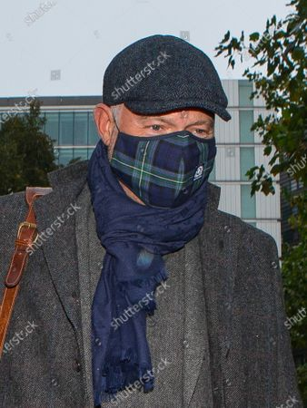 Editorial picture of John Leslie sexual assault trial, Southwark Crown Court, London, London, UK - 13 Oct 2020