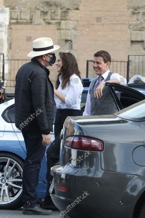 Tom Cruise, Hayley Atwell, Christopher McQuarrie
