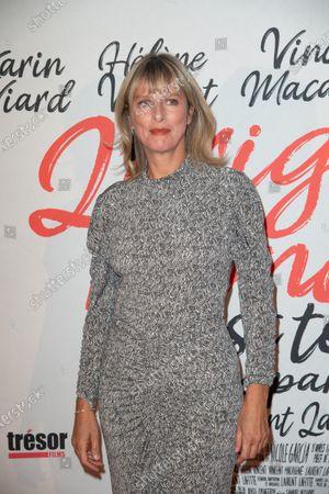 Actress Karin Viard