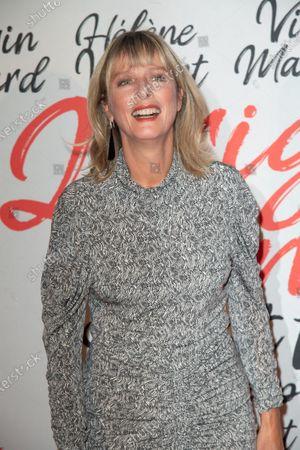Editorial photo of 'L'Origine Du Monde' film premiere, Paris, France - 13 Oct 2020