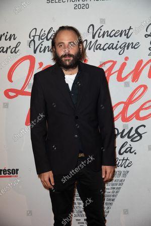 Editorial picture of 'L'Origine Du Monde' film premiere, Paris, France - 13 Oct 2020