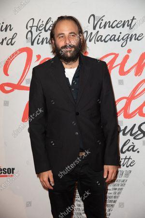 Editorial image of 'L'Origine Du Monde' film premiere, Paris, France - 13 Oct 2020