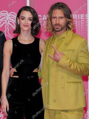 Charlotte Le Bon and Stephen Di Tordo