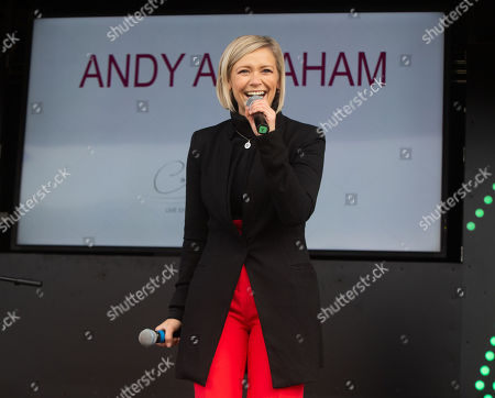 Stock Image of Suzanne Shaw