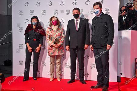 Editorial picture of Opening Ceremony, 47th Film Fest Gent, Belgium - 13 Oct 2020