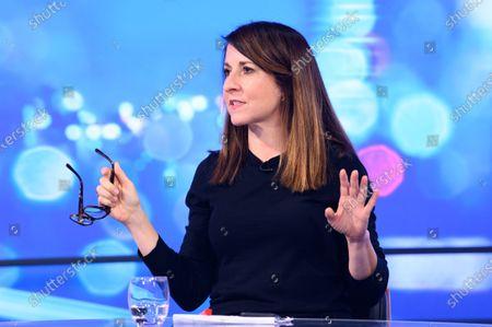 Stock Photo of Liz Kendall MP