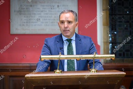 Sir Mark Sedwill, Former Cabinet Secretary and Head of the Home Civil Service to Theresa May and Boris Johnson until September 2020.