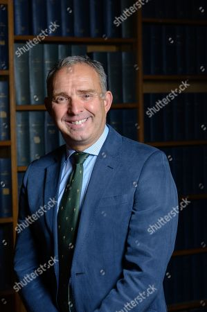 Stock Image of Former Cabinet Secretary and Head of the Home Civil Service to Theresa May and Boris Johnson until September 2020.