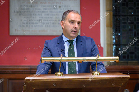 Stock Photo of Sir Mark Sedwill, Former Cabinet Secretary and Head of the Home Civil Service to Theresa May and Boris Johnson until September 2020.