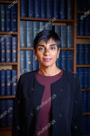 Editorial image of Reeta Chakrabarti at Oxford Union, UK - 13 Oct 2020
