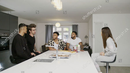 Editorial picture of 'Love Island - What Happened Next' TV Show, Episode 3, UK - 15 Oct 2020