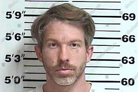 Stock Image of In this booking photo provided by the Appanoose County Sherrif's Office, in Centerville, Iowa, shows Ryan James McCord. McCord, a former criminal prosecutor in Des Moines County, is charged with harassment for allegedly threatening to pursue meritless criminal charges against his ex-fiancee, a doctor from Iran, that he warned could lead to her deportation
