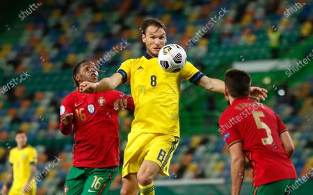 Editorial image of Sweden Nations League Soccer, Lisbon, Portugal - 14 Oct 2020