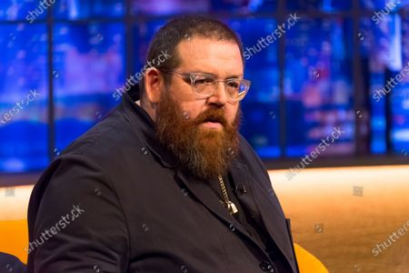 Editorial picture of 'The Jonathan Ross Show' TV show, Series 16, Episode 1, London, UK - 17 Oct 2020