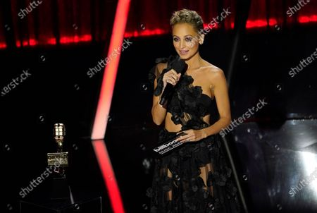 Editorial image of 2020 Billboard Music Awards, Los Angeles, United States - 14 Oct 2020