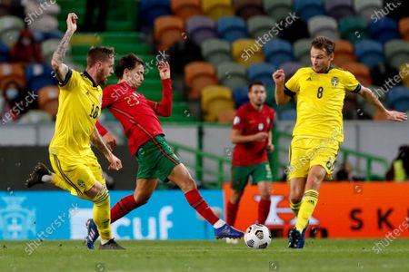 Editorial picture of Sweden Nations League Soccer, Lisbon, Portugal - 14 Oct 2020