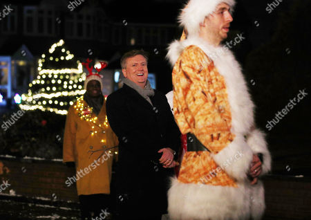 Welsh singer and festive favourite Aled Jones of the Snowman fame is set to make a cameo appearance in this year's Walkers Christmas ad, after he was spotted on set for the much-loved British crisp brand last night in Harrow, North London. Also seen on set were Sausage-roll-loving YouTube and social media personality LadBaby, however Walkers is keeping tight-lipped about the full star-studded line-up and plotline.