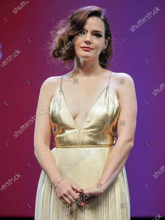 Editorial photo of Closing Ceremony, Day Six, 3rd Canneseries, Cannes, France - 14 Oct 2020