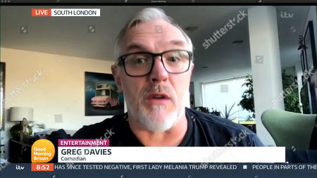 Stock Image of Greg Davies