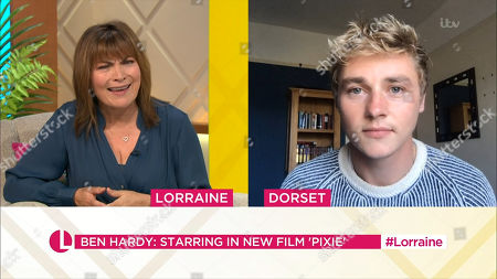 Editorial image of 'Lorraine' TV Show, London, UK - 15 Oct 2020