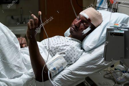 Stock Image of Mamoudou Athie as Nolan
