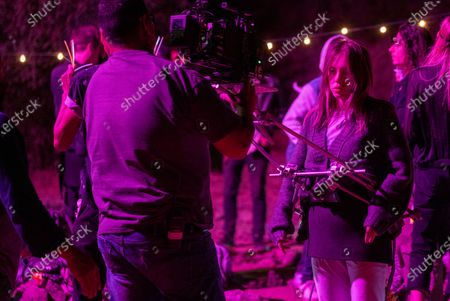 Stock Picture of Sydney Sweeney as Juliet