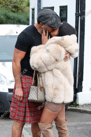Exclusive - James Lock & Yazmin Oukhellou