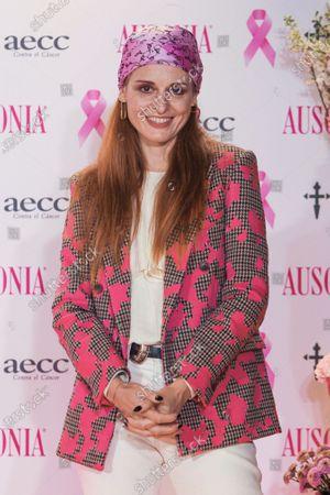 Spanish designer Ana Locking