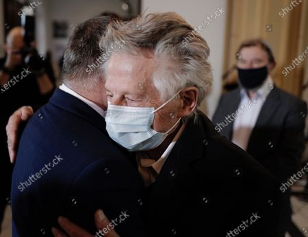 Editorial picture of Oscar winning film director Roman Polanski attends the Righteous Among the Nations Awards ceremony in Gliwice, Poland - 15 Oct 2020