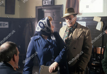 Series 3 Picture shows - Moray Watson as Brigadier