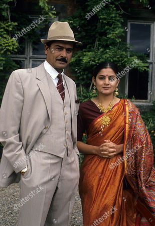 Series 3 Picture shows - Marc Zuber as Mr Sikkim and Sudha Bhuchar as Mrs Sikkim