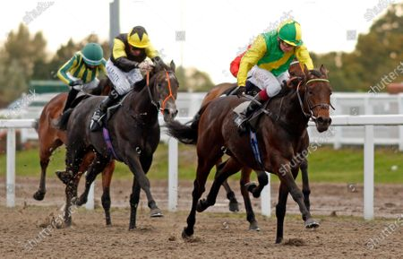 EAGLES DARE (Oisin Murphy) wins The tote Placepot Your First Bet Nursery Chelmsford
