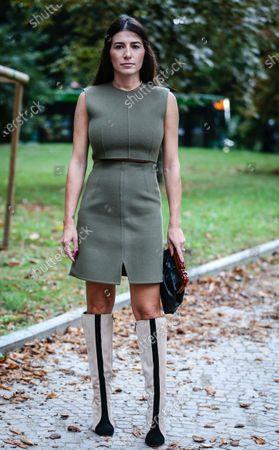 Street style, Alessandra Airo